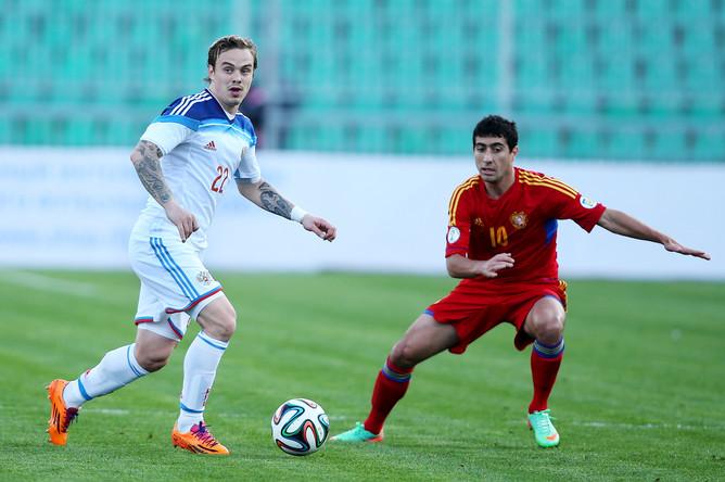 Андрей Ещенко (Россия), Геворг Казарян (Армения)