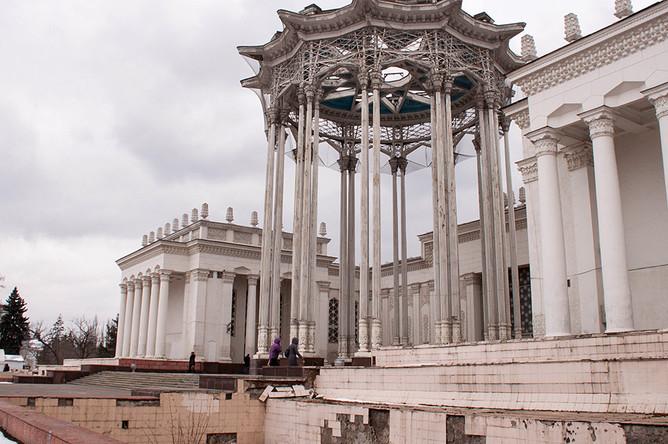 Павильон «Узбекистан»