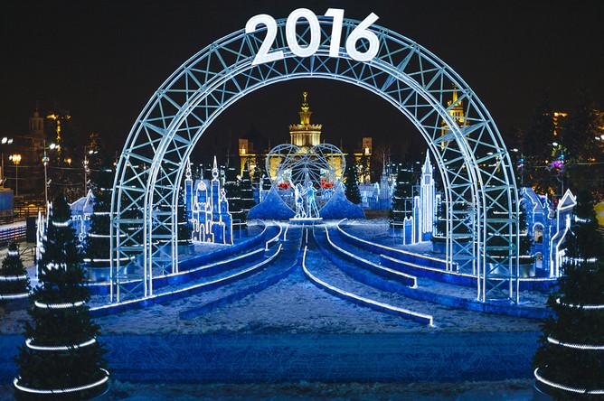На ВДНХ открылся самый большой каток в Европе