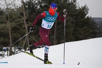 Бронзовый призер Олимпиады в Пхенчхане Денис Спицов