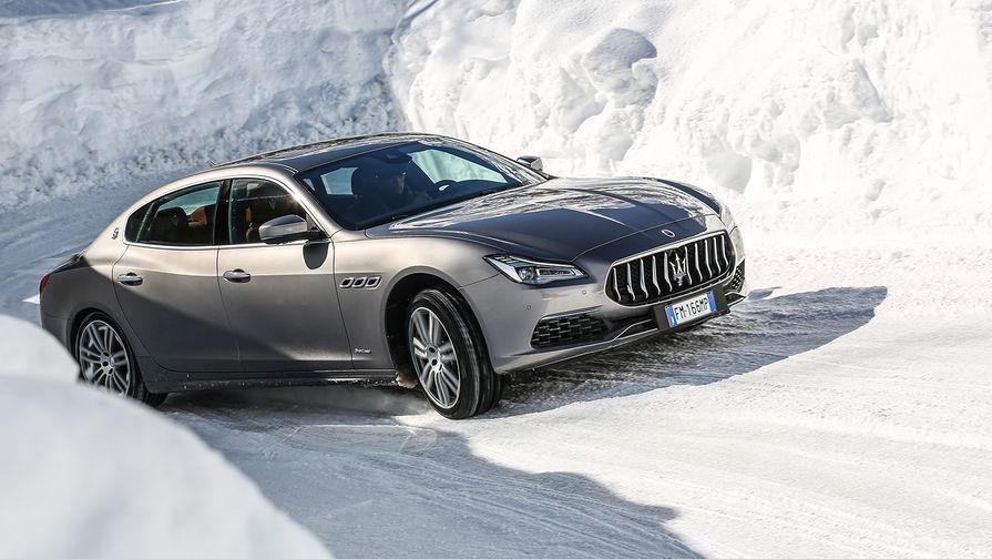 Maserati Quattroporte: тело седана, сердце жеребца