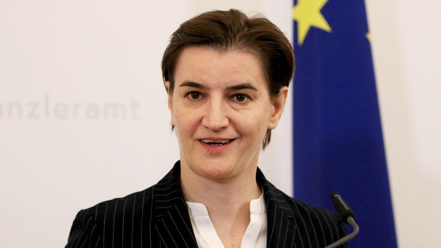 В однополой семье премьера Сербии произошло пополнение