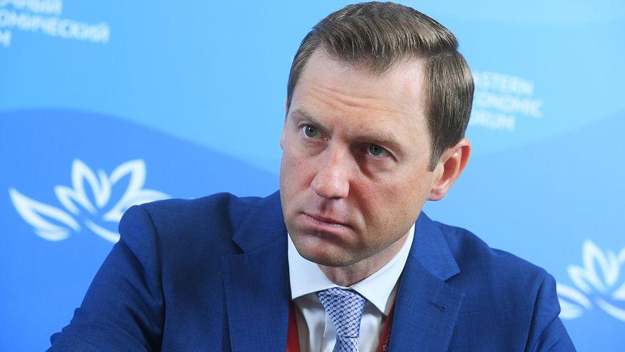Главу Росгеологии Панова отправили в отставку