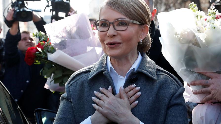 Тимошенко высказалась по поводу референдума об отношениях с Россией