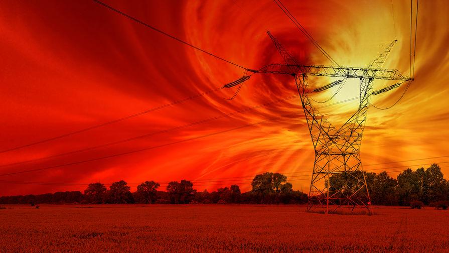 Мощнейшая магнитная буря обрушилась на Землю