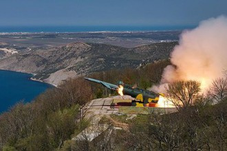 ракетный комплекс «Утес»