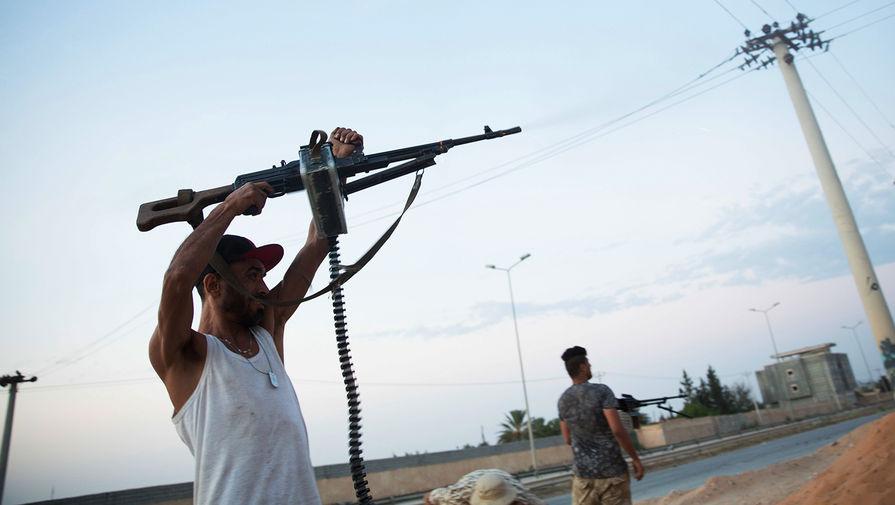 В Триполи напали на отель со штаб-квартирой Президентского совета Ливии