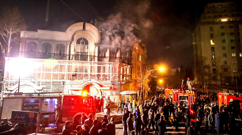 ������ ���������� ���������� ������ � ��������. ����������: Mehdi Ghasemi/TIMA/Reuters