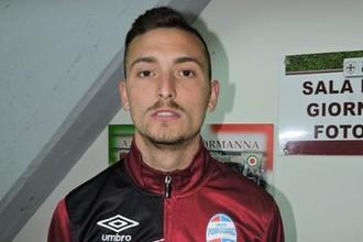 Защитник клуба итальянской Серии D «Помильяно» Давиде Йовинелла
