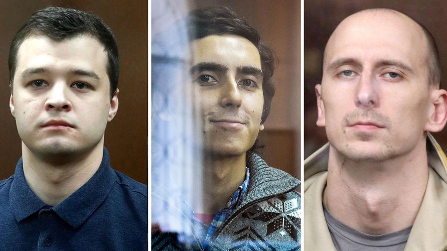 Четырем фигурантам дела о массовых беспорядках в Москве вынесли приговоры