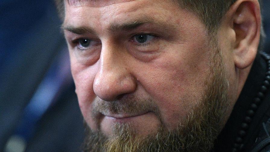 Кадыров попал под санкции