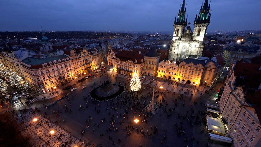 В Чехии ограничивают перемещение жителей из-за коронавируса
