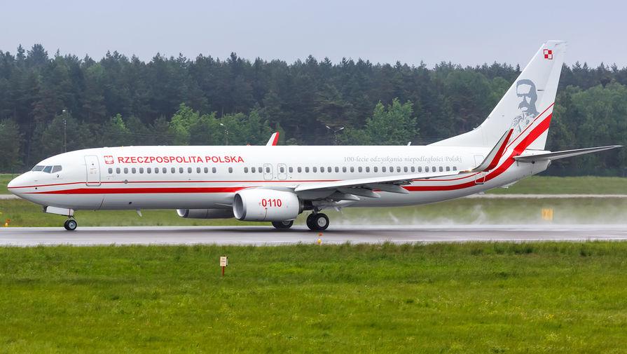 Boeing 737-86X ВВС Польши