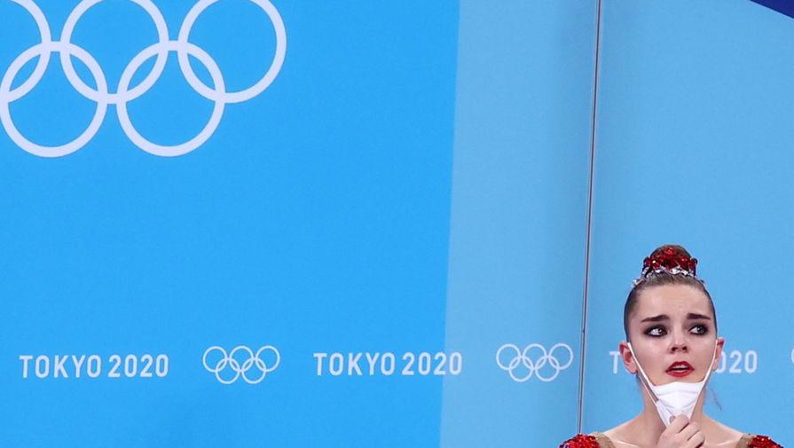 Гимнастка Дина Аверина назвала условие, при котором вернется в спорт