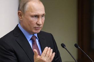 Обойти Германию: Путин ставит России пятерку