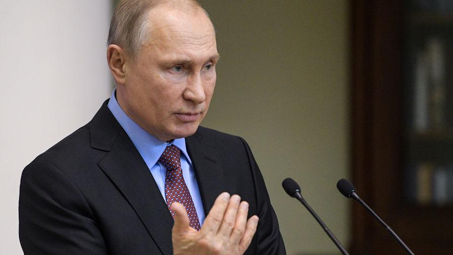 Путин обсудил с Совбезом сообщения о перевороте в Венесуэле