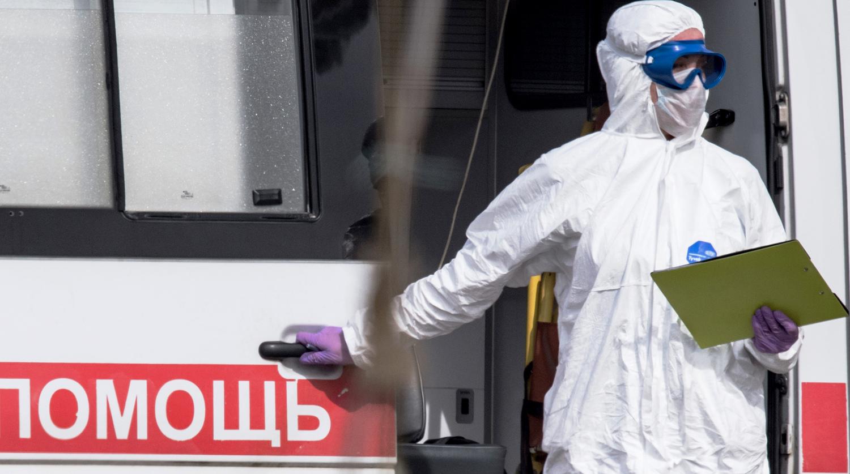Общее число зараженных коронавирусом в России превысило 281 тысячу