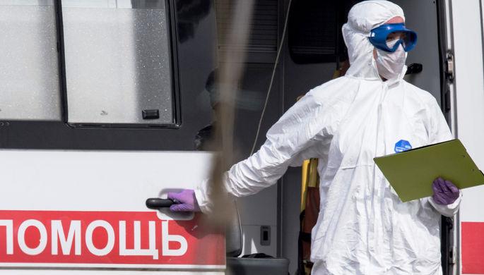 Сводка за сутки: в России выявили 601 новый случай COVID-19