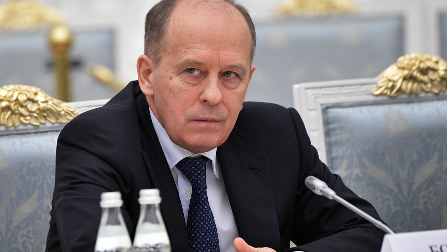 Бортников сообщил о сигнале из США о готовящихся терактах в России