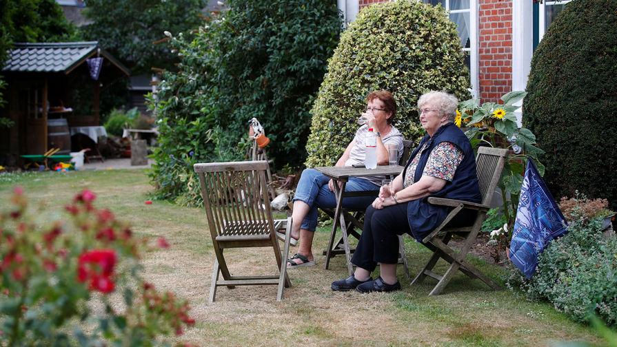 В Германии предложили повысить пенсионный возраст до 69 лет