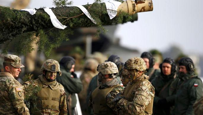 «Заберем Калининград»: НАТО моделирует войну с Россией