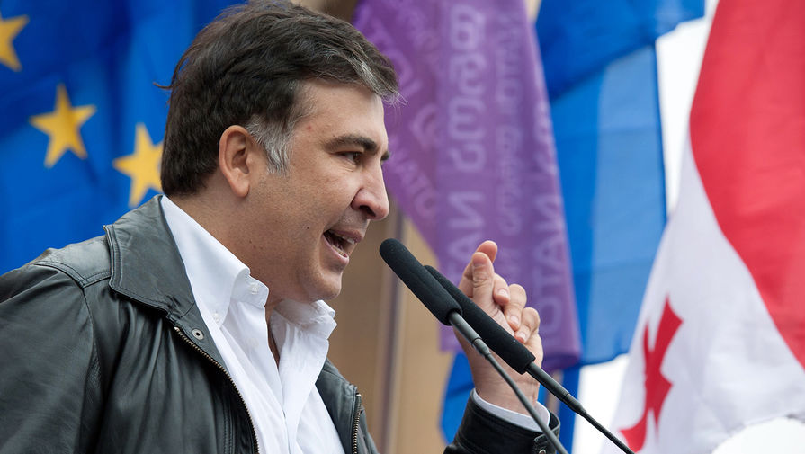Саакашвили рассказал о своих планах в составе правительства Украины