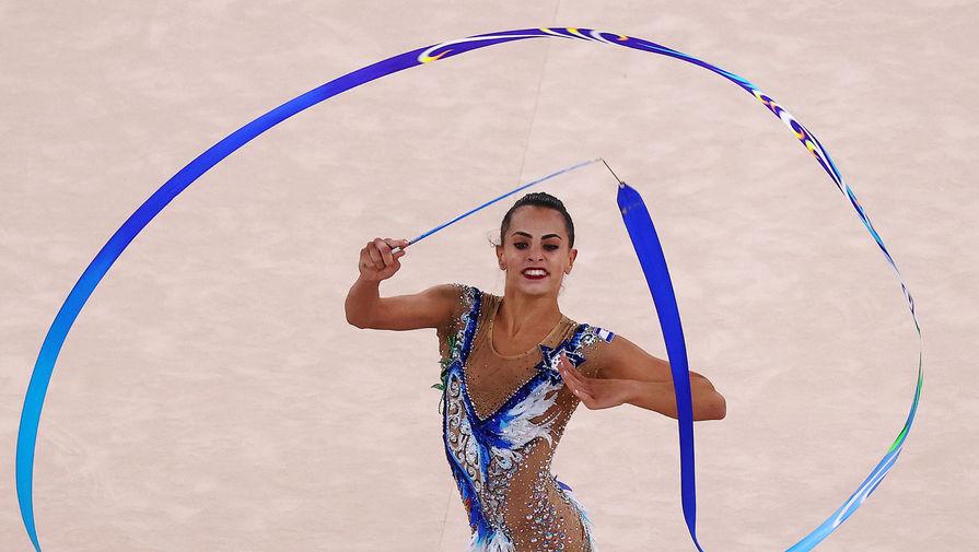 Победившей сестер Авериных гимнастке устроили торжественную встречу в Израиле