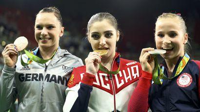 Россия претендует на четвертое место медального зачета Олимпиады в Рио