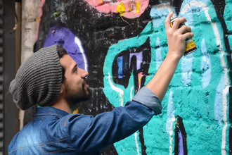 «Даже о девушках не думаю так часто, как о граффити»