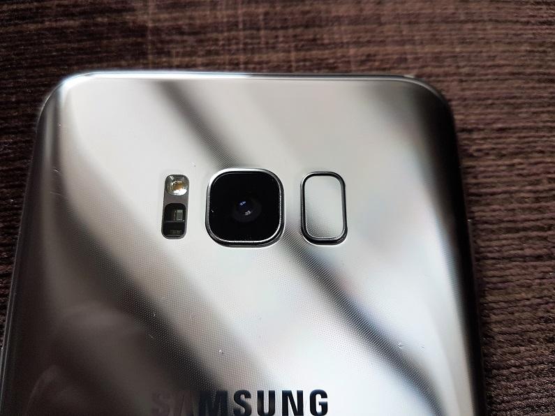 Samsung Galaxy S8+ / Дмитрий Бевза