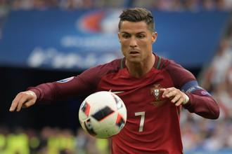 Лидер сборной Португалии и мадридского «Реала» Криштиану Роналду