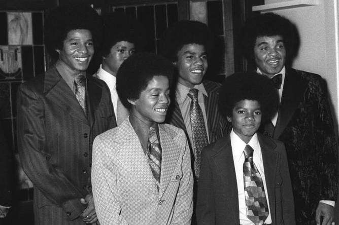 Семья Джексонов, 1971 год