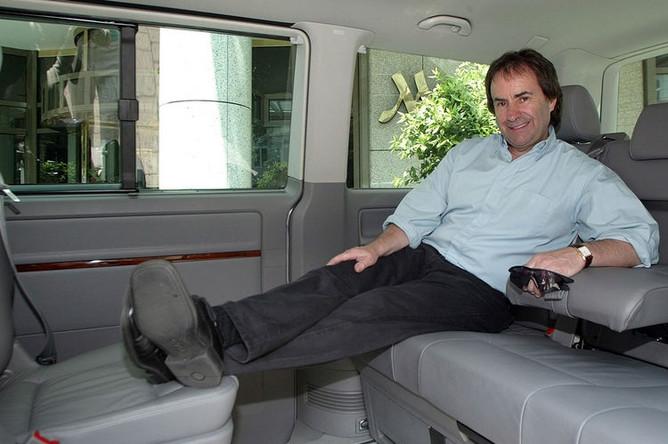 Крис де Бург, 2004 год