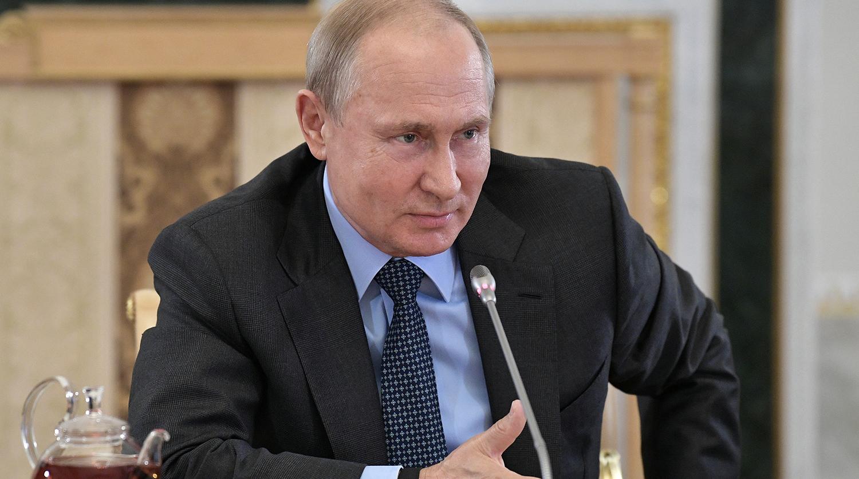 Путин рассмотрит вопрос увольнения генералов за дело Голунова