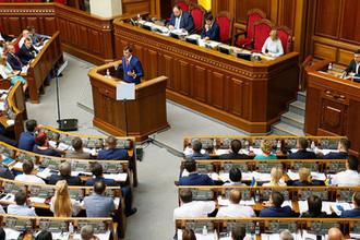 Законы до ночи: что приняла Рада на первом заседании