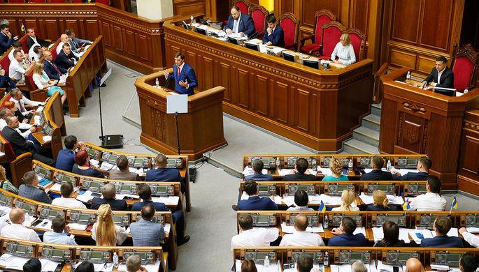 Поменьше русского: Рада приняла скандальный законопроект
