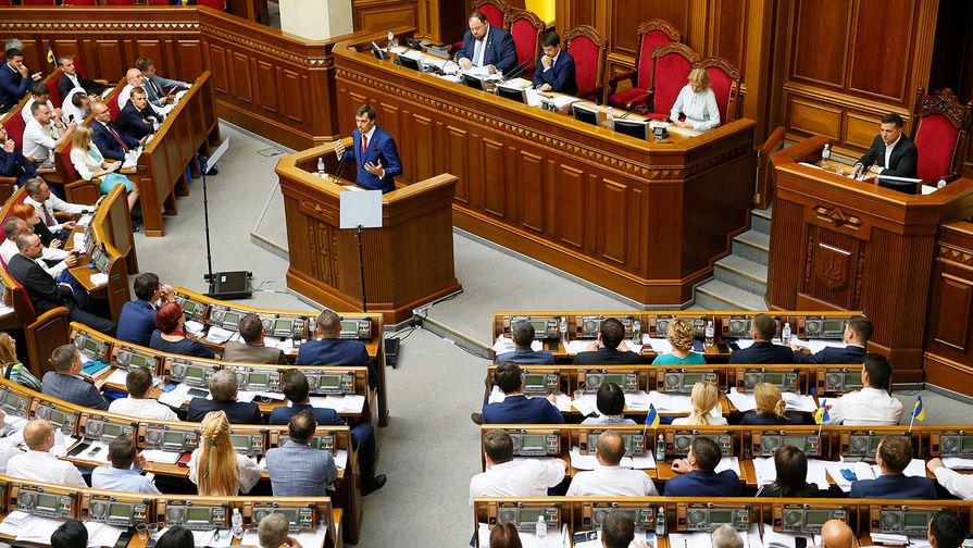 Депутат Верховной рады заразился коронавирусом