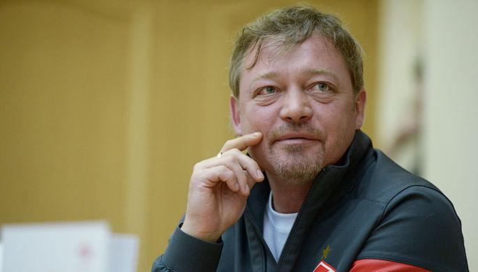 Умер экс-игрок сборной России Василий Кульков