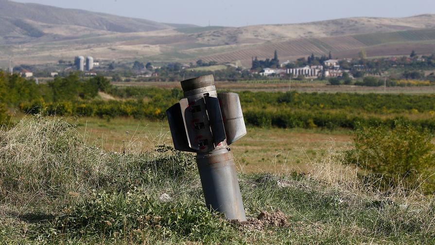 Гуманитарное перемирие: Ереван и Баку договорились о прекращении огня