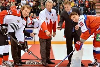 Во втором матче со сборной Онтарио удача от «молодежки» отвернулась