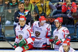 Сборная России с минимальным перевесом обыграла Латвию в товарищеской встрече