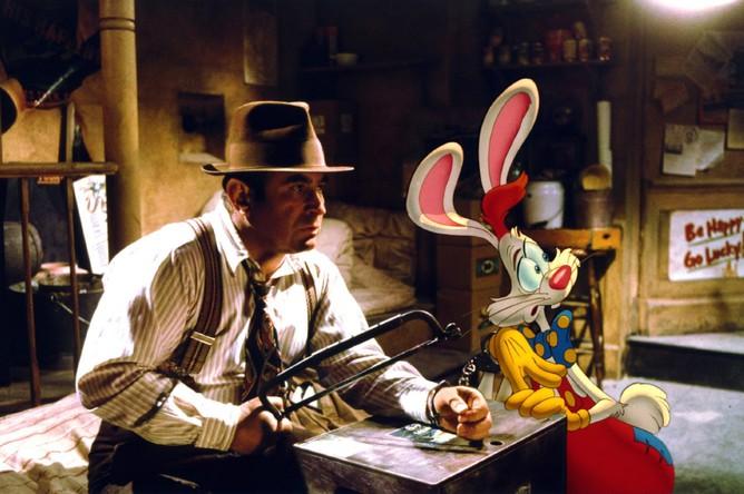 Кадр из фильма «Кто подставил кролика Роджера»
