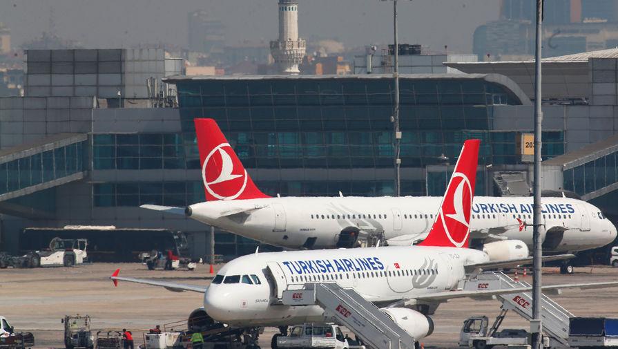 Росавиация создала оперштаб для вывоза россиян из Турции