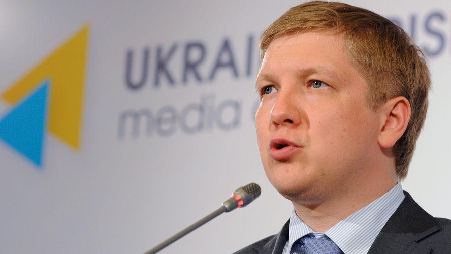 Глава «Нафтогаза Украины» Андрей Коболев