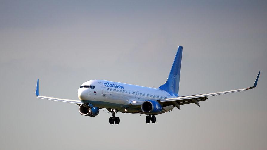 Победа возобновляет рейсы из Москвы в Анталью