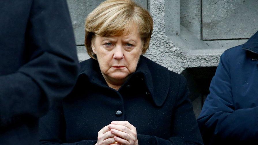 Меркель после припадков рассказала о своем здоровье