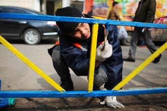 Дорогие и бессмысленные московские оградки