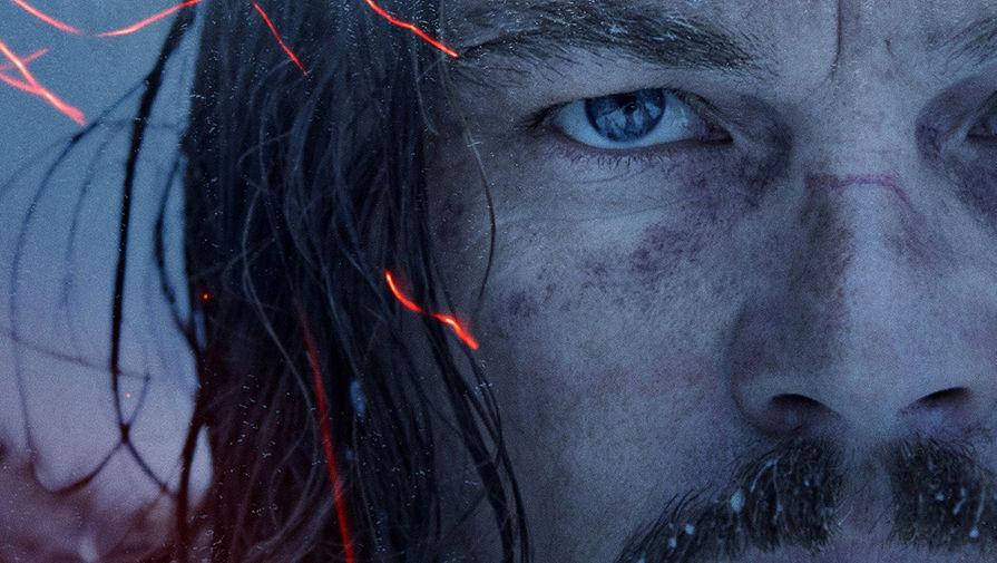 Кадр из фильма «Выживший» (2015)