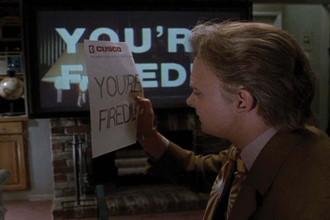 Кадр из фильма «Назад в будущее» (1985)