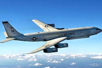 Самолет Boeing E-8 JSTARS